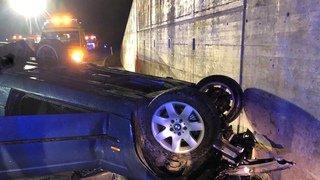 Grône: un automobiliste valaisan de 54 ans décède lors d'un accident