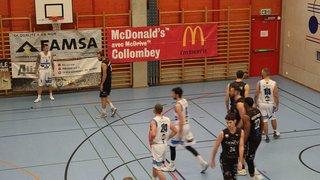 Basketball: Collombey-Muraz cède logiquement contre Genève