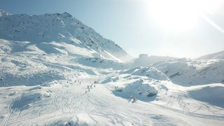 On skie dans les 4 Vallées ce week-end