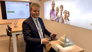 UBS lance la banque du futur en Valais