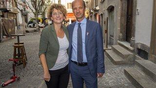 La démocrate-chrétienne Marianne Maret, première Valaisanne élue au Conseil des Etats