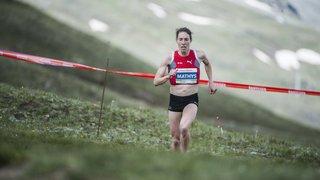 Le rêve de Maude Mathys s'est envolé après 17 kilomètres aux Mondiaux de course à pied de montagne