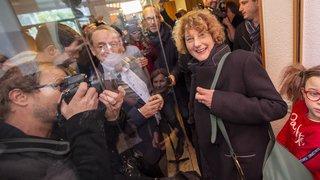 Marianne Maret: «Le Haut-Valais n'avait pas envie d'un changement»