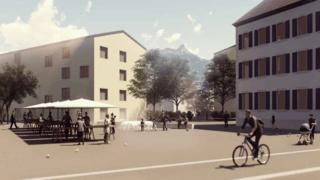 Collombey-Muraz: encore beaucoup d'interrogations autour du futur plan de quartier