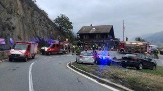 Un accident fait un mort sur la route de la Forclaz