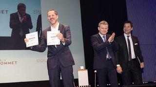 La pharmacie du futur remporte le prix Sommet 2019