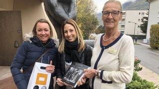 Martigny: le cap des 100000 visiteurs franchi à l'expo Rodin-Giacometti à la Fondation Pierre Gianadda