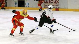 Hockey: Viège remet le puck au milieu du canton lors du troisième derby
