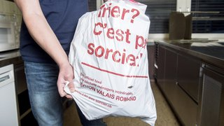 Monthey: le Tribunal cantonal rejette le recours contre la taxe au sac