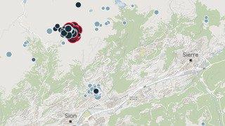 Répliques sismiques en Valais: quels sont les risques?