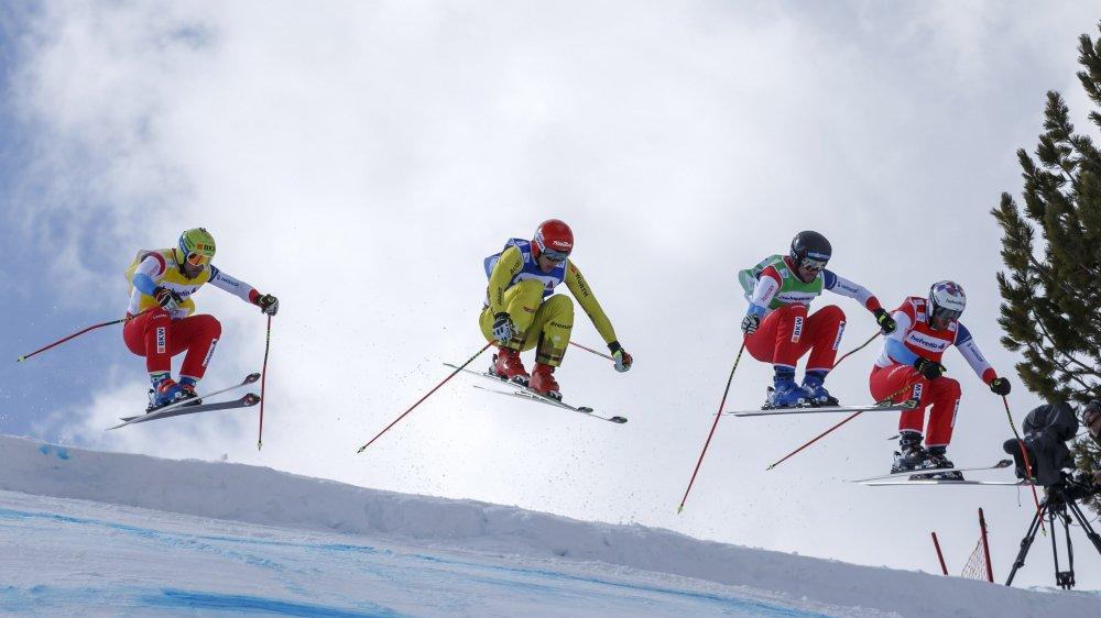 Sion-Veysonnaz sera le théâtre de la grande finale de la Coupe du monde de skicross et de boardercross.