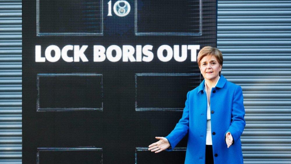L'Ecosse a en vue un autre référendum