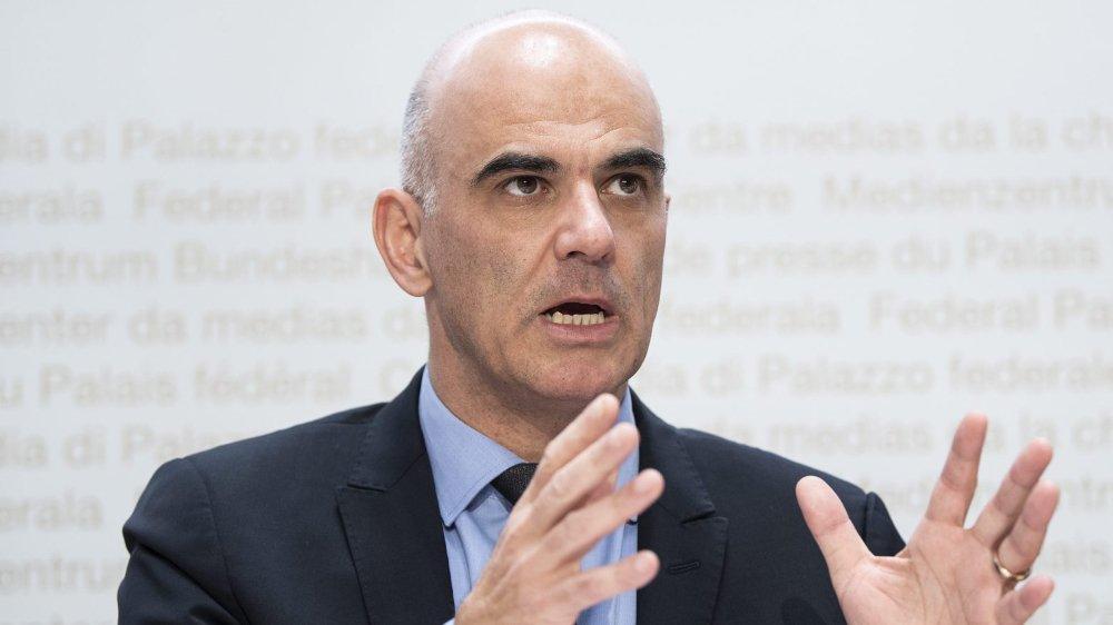 Alain Berset a envoyé, hier, le projet de réforme de la prévoyance professionnelle en consultation.