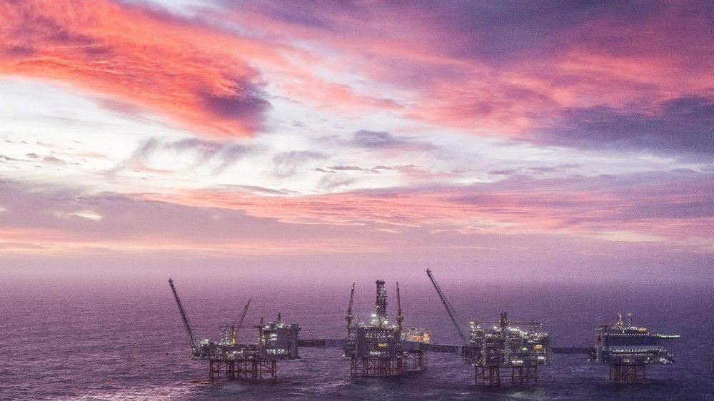 La Norvège met en production Johan Sverdrup, un champ pétrolifère géant en mer du Nord.