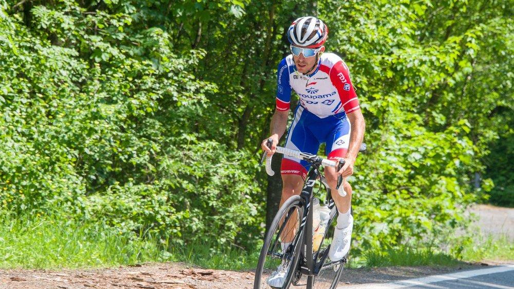 Sébastien Reichenbach sera probablement le leader de l'équipe de Suisse lors des Mondiaux sur route entre Aigle et Martigny.