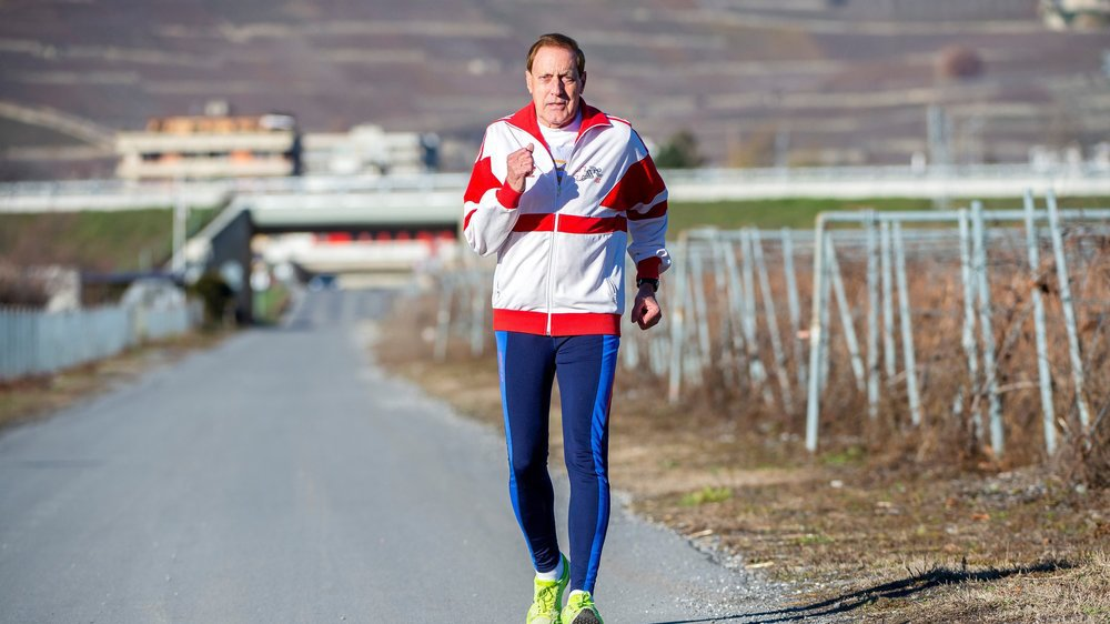 Joseph Bianco a disputé sa première course en 1969, à Ovronnaz. Cinquante ans plus tard, il n'entend pas lever le pied.