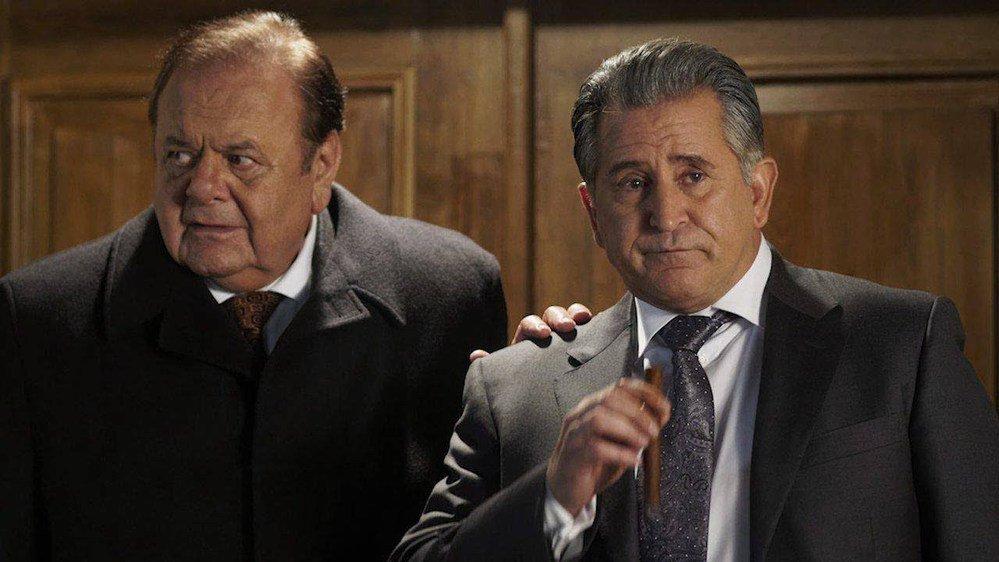 Anthony LaPaglia («FBI: portés disparus») et Kim Coates («Sons of Anarchy») servent à merveille cette série inédite.
