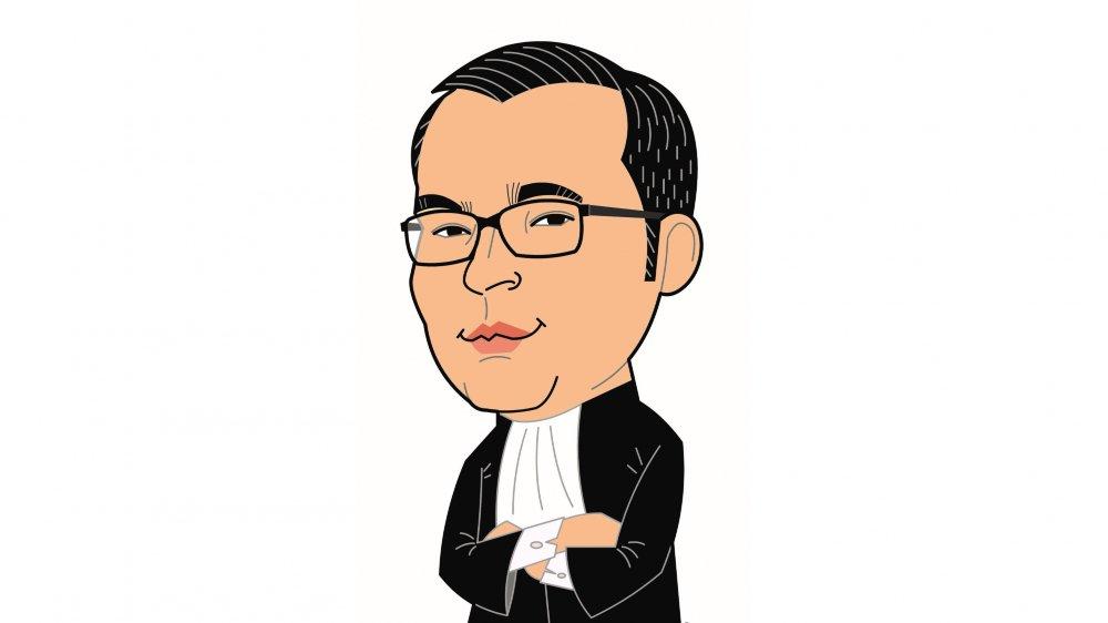 Sébastien Fanti, avocat spécialisé en droit des technologies avancées.