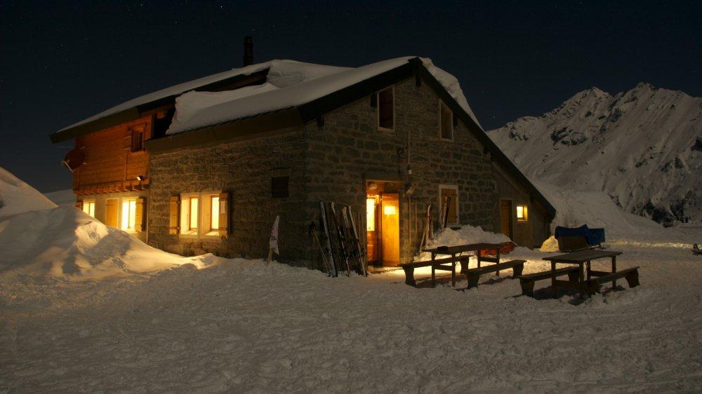 Le confort de la cabane Brunet, très fréquentée autant en hiver qu'en été, va être amélioré mais sa capacité d'accueil sera réduite.