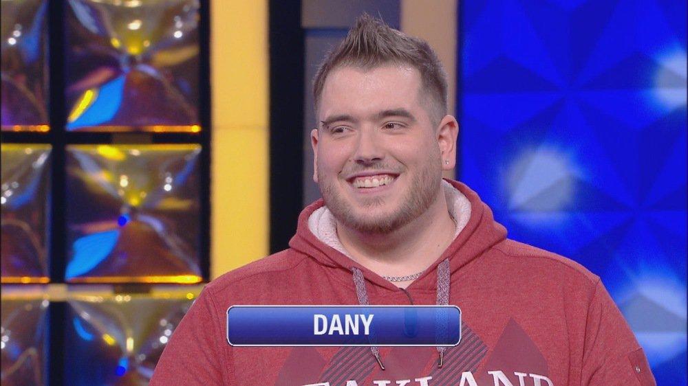Dany Manta a vécu un rêve en direct sur le plateau de l'émission «N'oubliez pas les paroles».