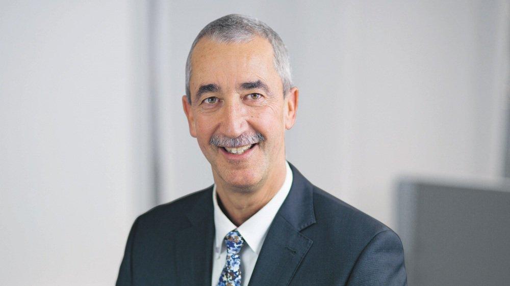 Martin Stucky, responsable technique et communication d'Avenergy Suisse (anciennement Union pétrolière), qui représente les intérêts des importateurs de combustibles et carburants liquides.