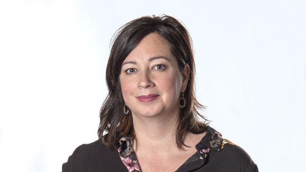 Stéphanie Germanier, rédactrice en chef adjointe du Nouvelliste