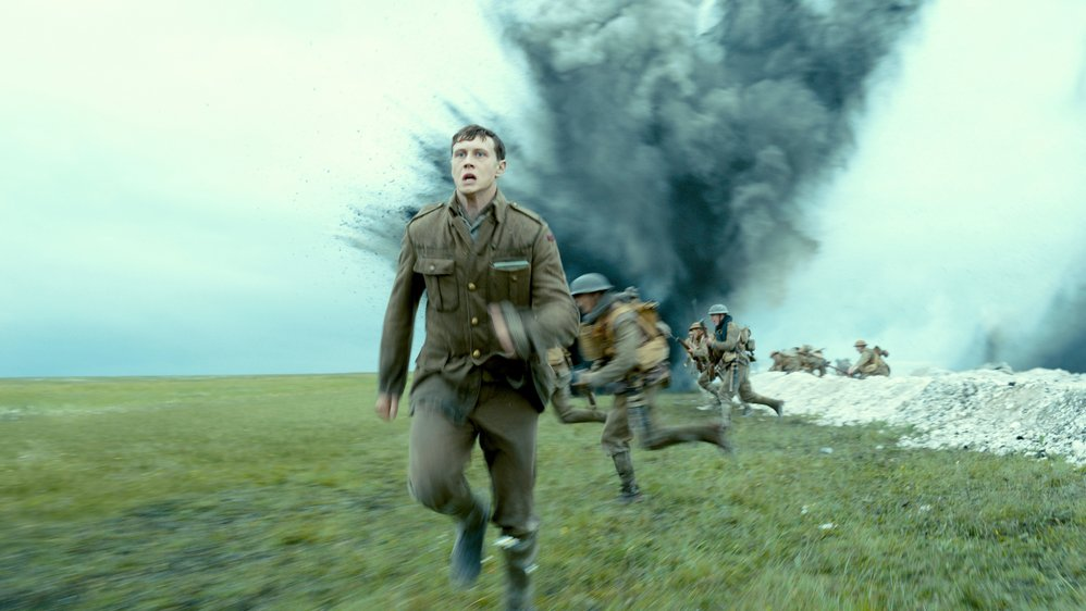 Schofield (George MacKay) court toujours…