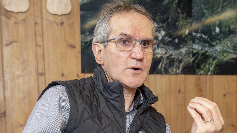 Eloi Rossier prendra sa retraite politique à la fin de l'année.