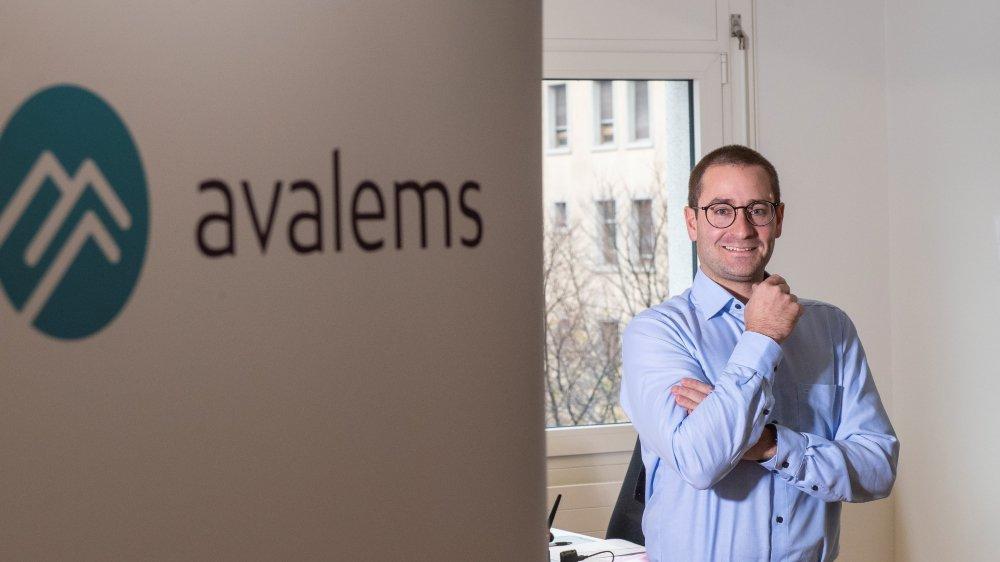 Arnaud Schaller dirige l'Association valaisanne des EMS (AVALEMS) depuis quatre ans.