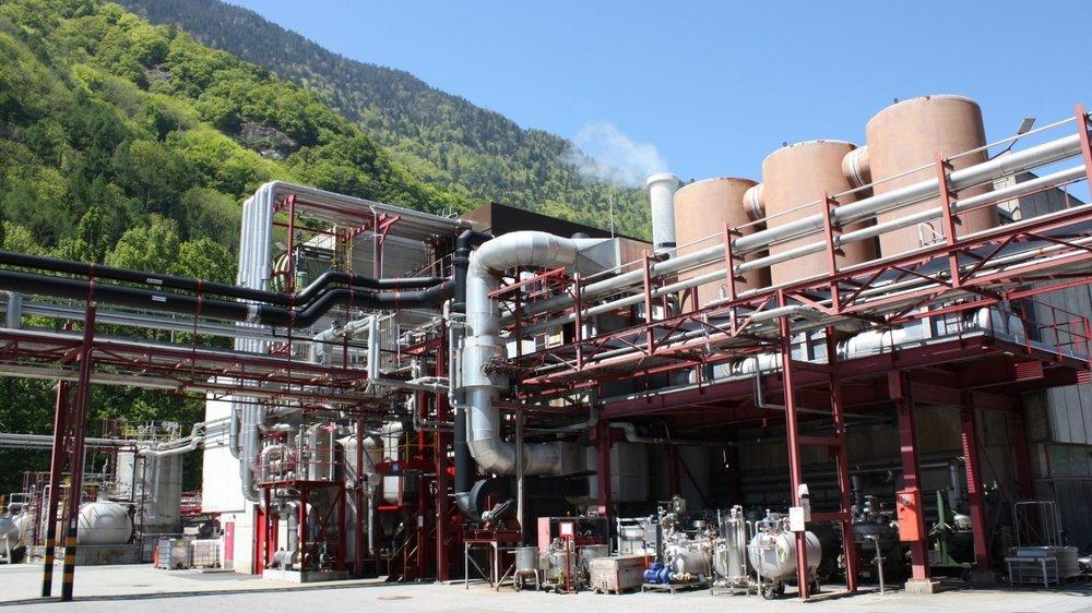 L'usine Siegfried a débloqué 10 millions de francs pour prendre en charge ces travaux.