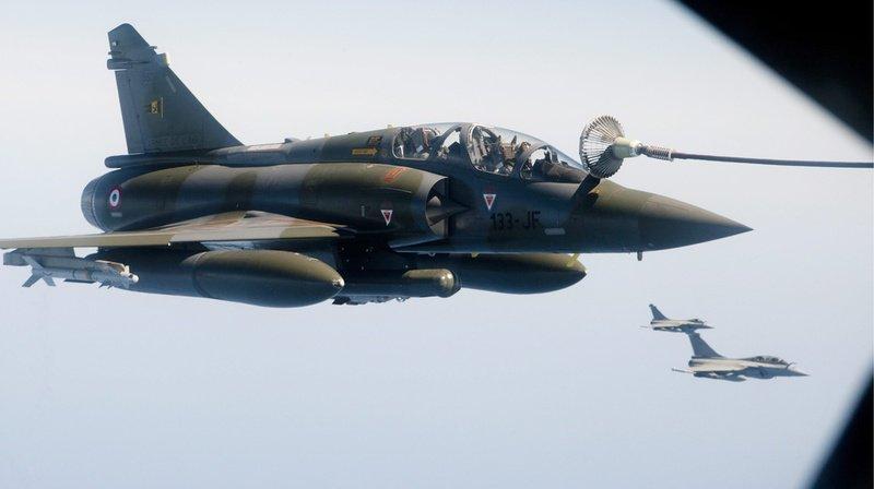 France: le crash d'un Mirage dans le Jura serait dû à un manque d'entraînement de l'équipage