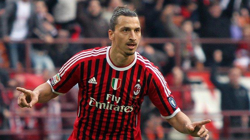 Le Suédois a joué deux saisons en Lombardie, entre 2010 et 2012.