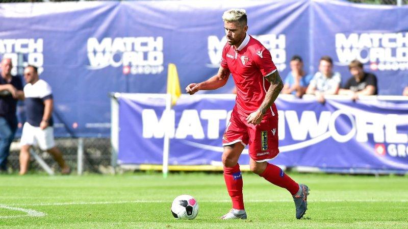 Football: Valon Behrami s'entraîne avec Genoa
