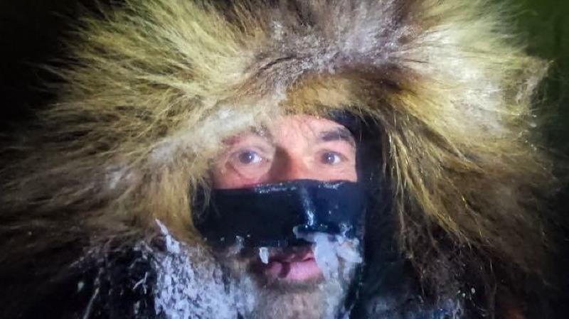 Deux explorateurs sont partis pour aider Mike Horn, en difficulté dans l'Arctique