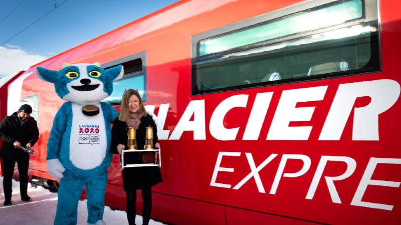 Lausanne 2020: la flamme olympique des JOJ de retour en Suisse romande
