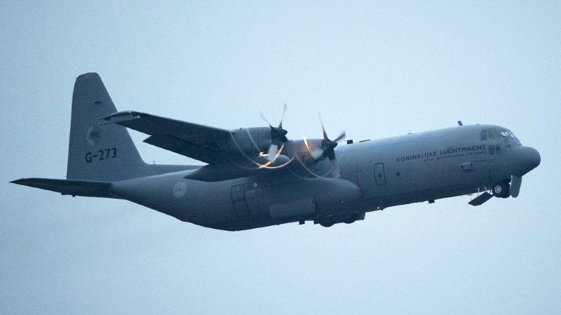 Avion militaire disparu au Chili: les recherches se poursuivent