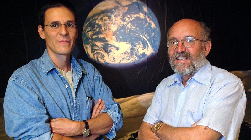 Michel Mayor et Didier Queloz ont reçu leur Prix Nobel à Stockholm