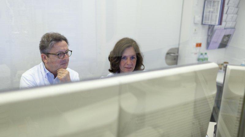 Santé: l'industrie pourrait être intégrée au réseau des données