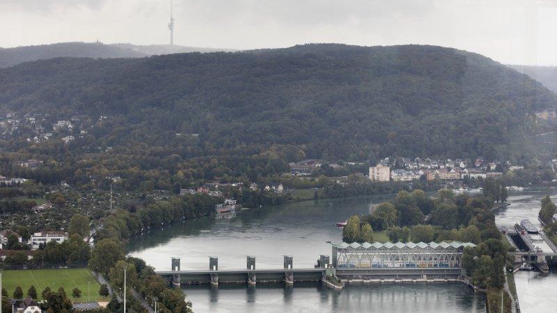 La victime a été retrouvée près de la centrale hydroélectrique de Birsfelden.