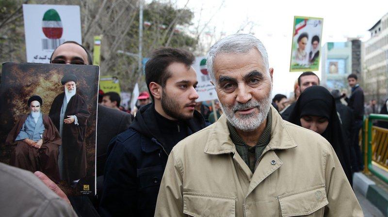 Irak: le général iranien Soleimani a été tué dans un bombardement américain, des appels à la «vengeance» lancés