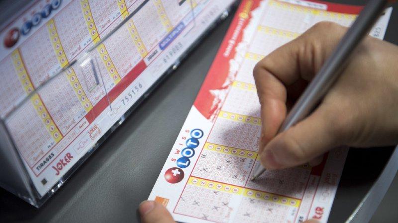 Loterie: le Swiss Loto fait un nouveau millionnaire en Suisse romande