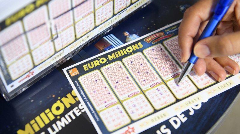 Un autre joueur est reparti avec près d'un million de francs. (Illustration)