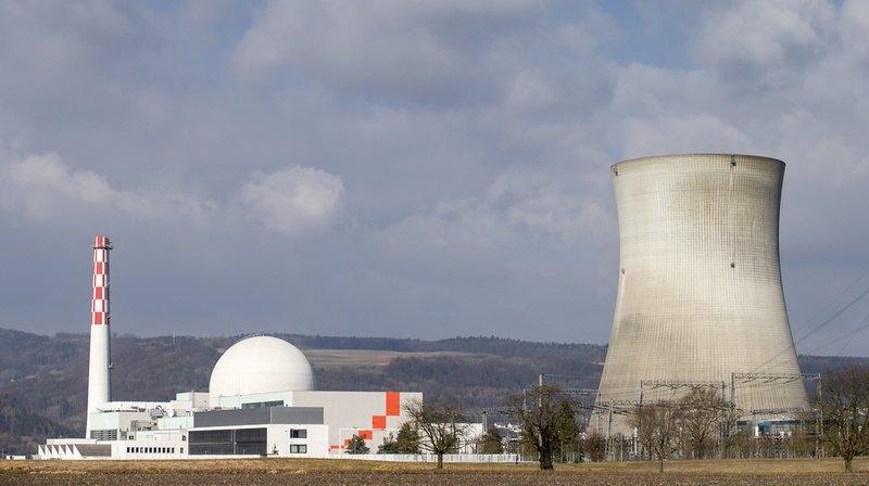 Argovie: la centrale nucléaire de Leibstadt redémarre après un problème technique