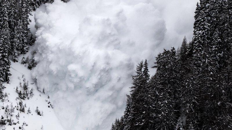 Valais: le randonneur enseveli par une avalanche dans la région du Lauchneralp est décédé