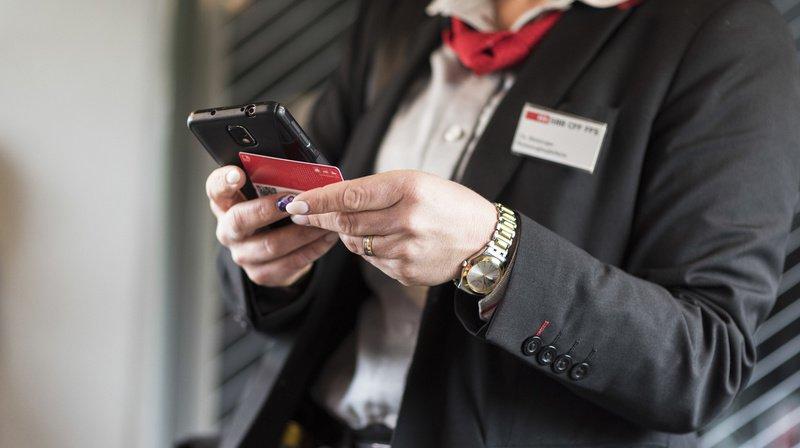 Les contrôleurs de trains sont souvent confrontés à des clients mécontents ou agressifs. (Illustration)