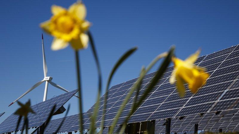 Energie: la Suisse réunit toutes les conditions pour réussir la transition énergétique