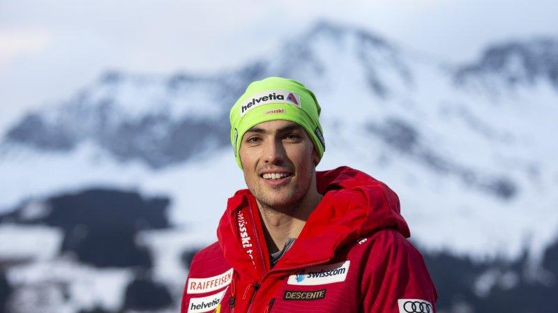 Daniel Yule, 3e de la hiérarchie mondiale du slalom.