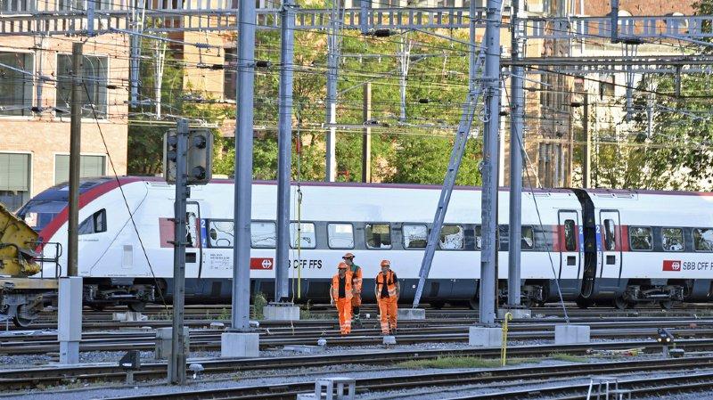 Accidents: 14 personnes ont perdu la vie dans le trafic ferroviaire en Suisse en 2018
