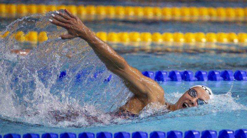 Natation: la Zurichoise Maria Ugolkova décroche l'argent sur le 200 m 4 nages