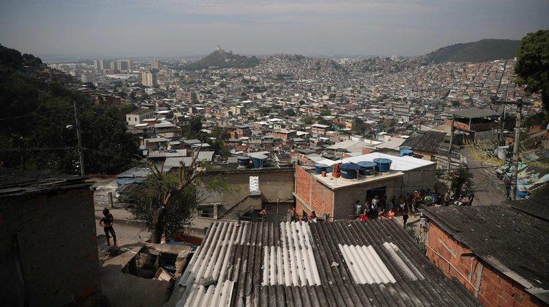 Brésil: un touriste suisse a été grièvement blessé par balle dans une favela de Rio